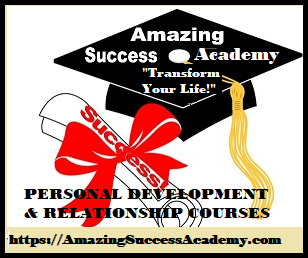 Amazing Success Academy-Personal Development & Relationship Courses.